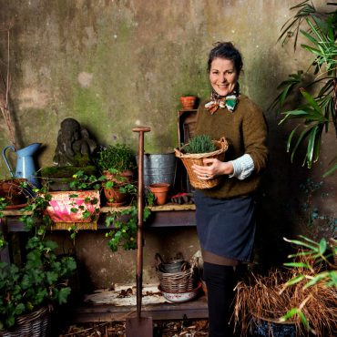 Interview met moestuin-queen Sjef du jardin, ofwel Lonneke Verburg